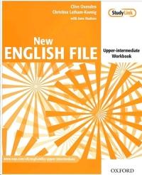 English File 4 Up-Intermediate New WB w/o key